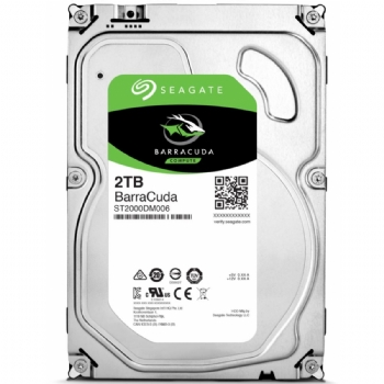 HD Sata 2 TB Seagate *Barracuda* 3.5 / 7200 RPM * - (Cod. 35379-9)