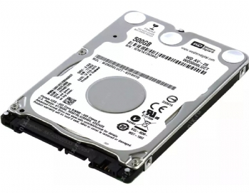 HD para Notebook e Ultrabook 500 Gb * WESTERN DIGITAL* Sata / Slim (Cod. 32828-7)