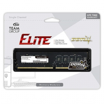 Memória 4GB DDR4 2400Mhz Elite Team Group - (Cod. 36691)