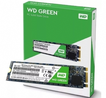 HD SSD 480 GB Western Digital * M.2 2280 * 2,5'' para Notebook - (Cod. 36693)