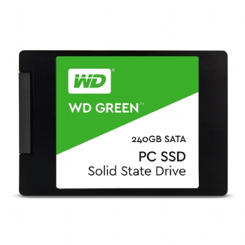 HD SSD 240 GB * Western Digital * 2.5'' / SATA - (Cod. 37076NPD)