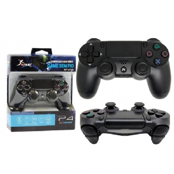 Controle para Video Game PlayStation 4 * Sem Fio * KP-4128 - (Cod. 35203-3)