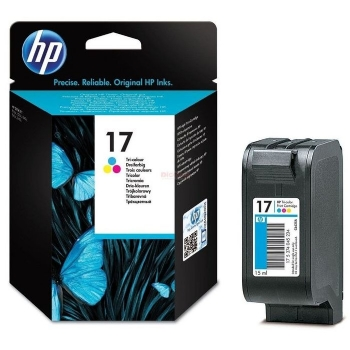 Cartucho HP 17 (c6625a) Original *COLOR* (825 / 840 / 841 / 842 / 843 / 845) REF. C6625A (17) (Cod. 9331-8)