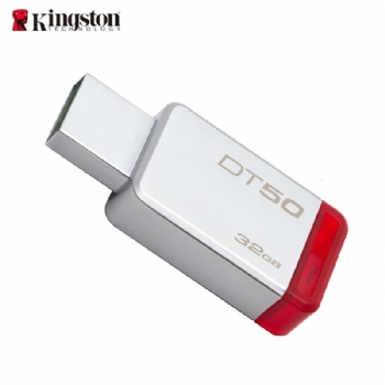 Pen Drive 32 Gb Kingston DT50, USB 2.0 / 3.0 / 3.1 - (Cod. 35053-0)