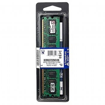 Memória DDR2 * KINGSTON * 2 Gb * 667 Mhz (Cod. 31050-9)
