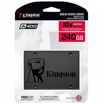 HD SSD 240 GB * KINGSTON * 2.5'' / SATA (Cod. 33181-8NPD)