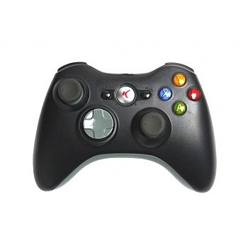 Controle Xbox 360 KNUP * KP-5122 * Sem Fio / 2,4 GHz - (Cod. 33450-1)