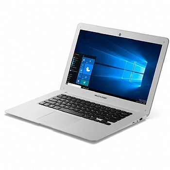 "Notebook MULTILASER Legacy * Atom Intel Quad Core 2 Gb. Memória, Tela LED 14'', HD 32 GB (Flash), USB 3.0, Bluetooth, Windows 10 Orig.(Cod. 33985-2NTM) -  - <B><font color=""#FF0000"">R$ 1.390,00 a vista direto na Loja -  -"