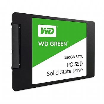 HD SSD 120 GB * 2.5 ''/ SATA 6 Gb/s * WD Green *  -  (Cod. 34168-8)