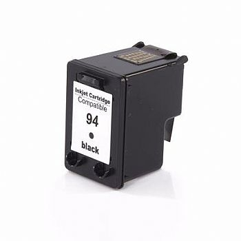 Cartucho Paralelo HP ref. C8765W (94) Compativel com HP 6540 / 6840 / 6520 / 5740 / Photo Smart 8150 / 8450 / OfficeJet 7310 / 7410 e outras * Preto 20 ML * (Cod. 34444-9)