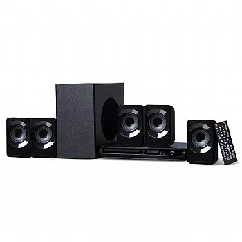 Home Theater MULTILASER 320w RMS * 5.1 Canais / MP3 / DVD / HDMI / USB / Controle - (Cod. 34631-1)