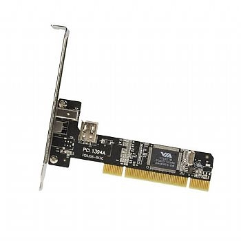 Placa Firewire PCI COMTAC IEEE 1394 *400 Mbps* (Cod. 25804-3)