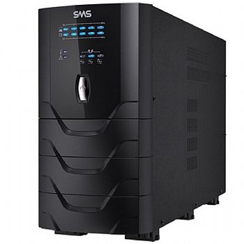 No-Break SMS Power Sinus 3.2 kva SENOIDAL ON-LINE com Entrada: bivolt / Saida: 115 (Cod. 26053-6) Com Conexão USB e RS232