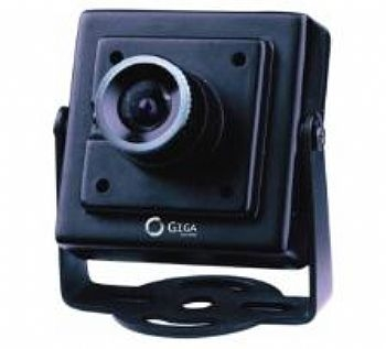 Mini Câmera Colorida CCD GIGA *GS 2013S* P/ Monitoramento (Cod: 27419-5)