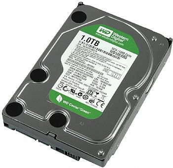 HD Western Digital Sata de 1 Tb (1000 Gb) 7200 Rpm (Cod. 28838-5)
