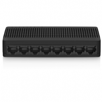 Hub Switch 8 Portas Multilaser 100 Mbps - (Cod. 35020-0)