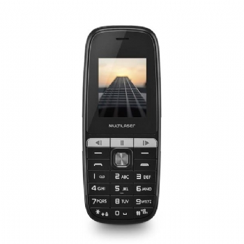Celular Multilaser Up Play Dual Chip, Tela de 1.8'', Câmera, Bluetooth, P9076 - (Cod. 35036-5)