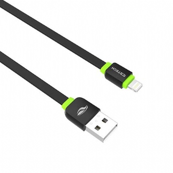 Cabo USB / Carregador para iPhone 5 6 7 8 e X * C3TECH * - (Cod. 35278-7)