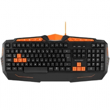 Teclado Gamer MUltilaser TC211 - (Cod. 34931-8)