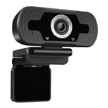 Câmera Webcam Full HD 1080p com Microfone Integrado VINIK - (Cod. 37404-A5)
