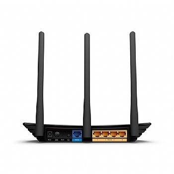 Roteador Sem Fio 450 Mbps 3 Antenas TP-LINK TL-WR940N Wireless N(Cod. 34854-2)